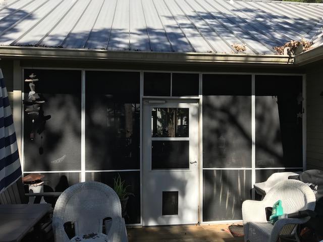 League City, TX, Sun Porch Installation