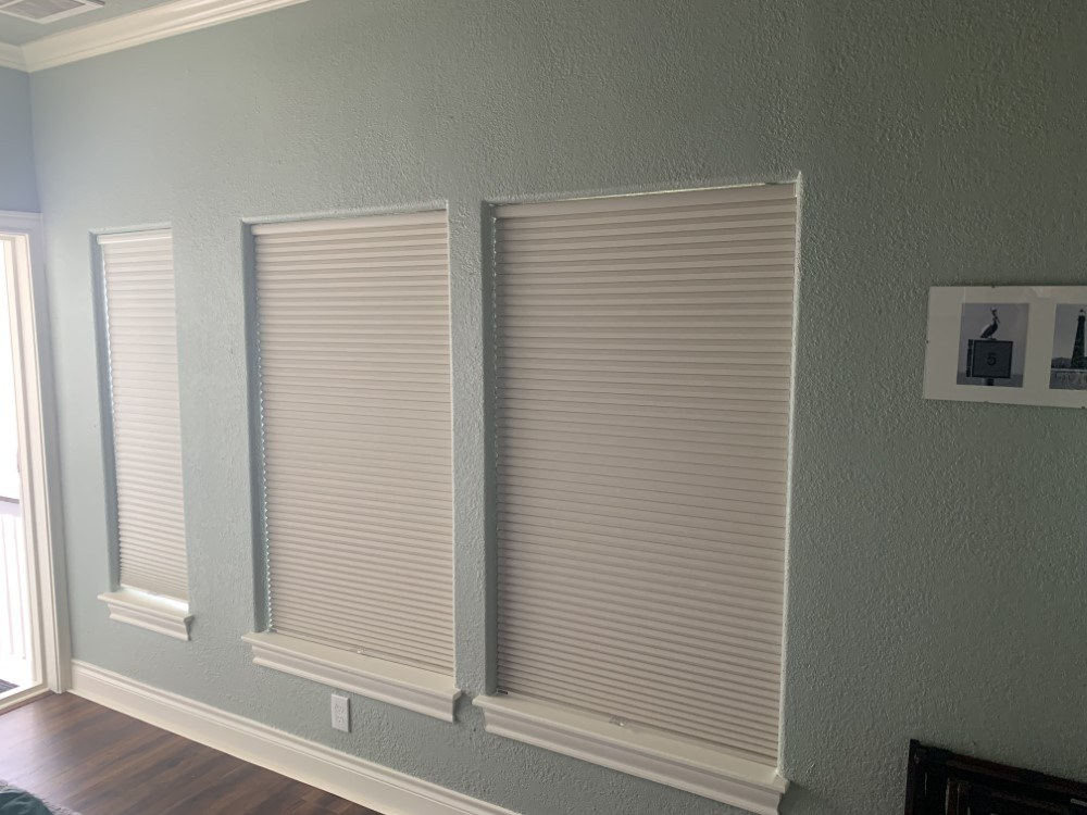 Motorized Cellular Shades in League City, TX