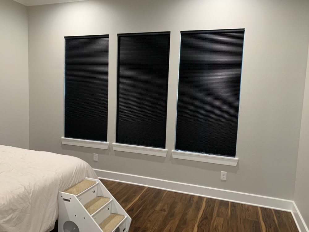Norman Cordless Celluar Shades in Clear Lake Shores, TX