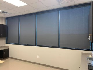 Norman Cordless Roller Shades in League City, TX