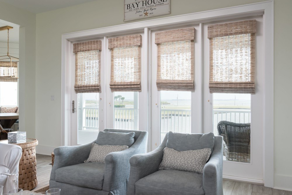 Roller Shades and Woven Wood Shades in Hitchcock, TX