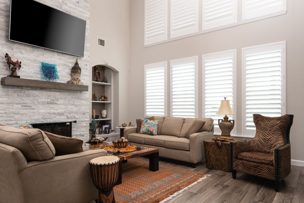 Sundland Wood Shutters in League City, TX