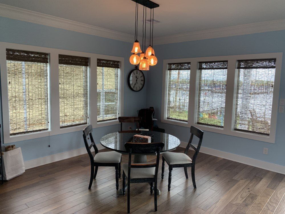 Woven Wood Shades by Lafayette in Clear Lake Shores Texas