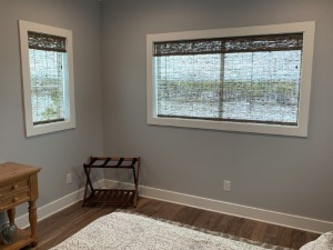 Woven Wood Shades from Lafayette Window Fashions in Clear Lake Shores, TX